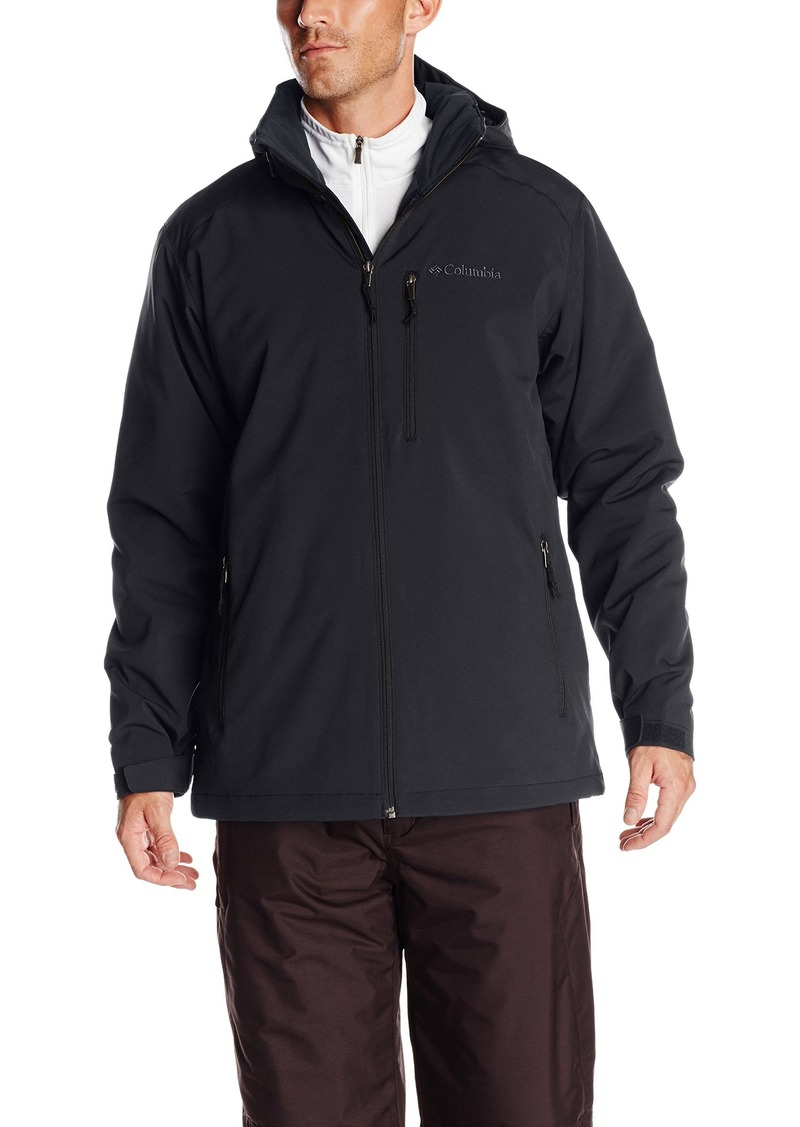Columbia Columbia Men S Gate Racer Softshell Jacket