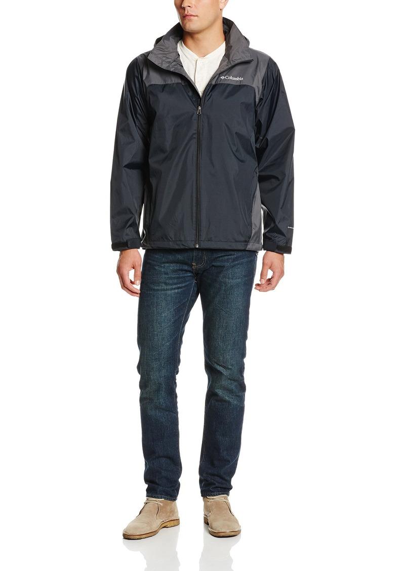Columbia men's packable rain jacket