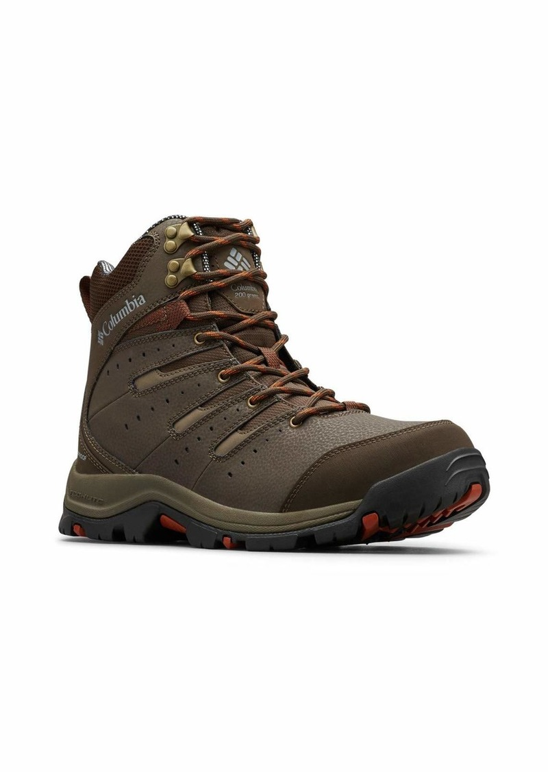 Columbia Men's Gunnison II Omni-Heat Snow Boot   Regular US