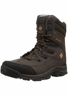Columbia Men's Gunnison Plus Omni-Heat Wide Ankle Boot  12 US