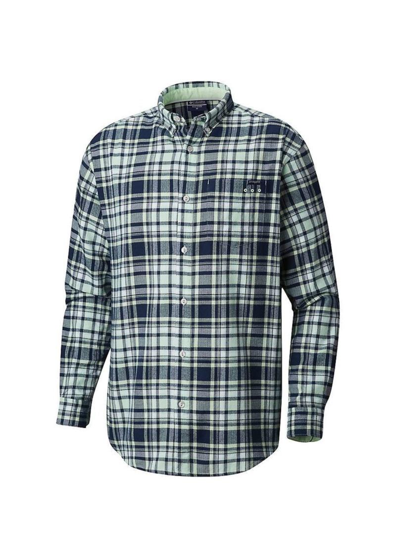 ad79171d On Sale today! Columbia Columbia Men's Harborside Flannel LS Shirt