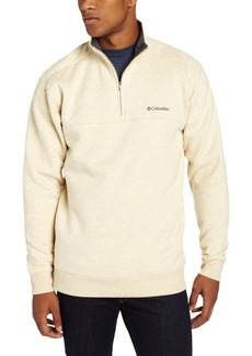 Columbia Men's Hart II 1/2 Zip Jacket Oatmeal Heather X-Large