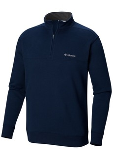 Columbia Men's Hart Mountain Ii Half-Zip Fleece Sweatshirt