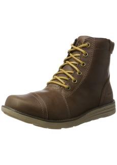 "Columbia Men's Irvington 6"" Leather Boot Waterproof Fashion  7 Regular US"