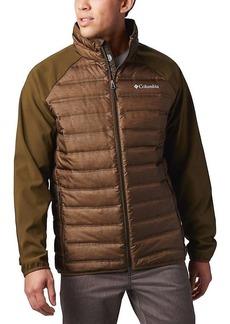 Columbia Men's Lake 22 Hybrid Down Jacket