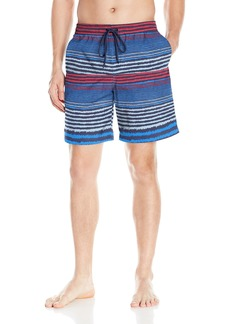 Columbia Men's Lakeside Leisure II Printed Swim Short