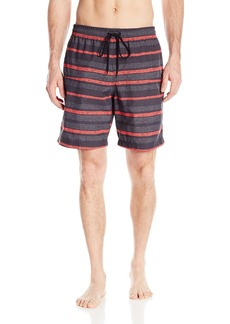 Columbia Men's Lakeside Leisure II Printed Swim Short  Medium/8""