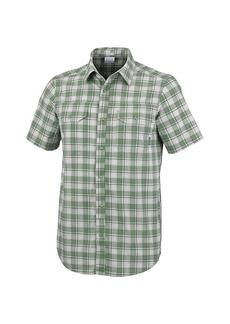 Columbia Men's Leadville Ridge Yarn Dye SS Shirt