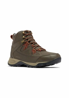 Columbia Mens Liftop III Snow Boot Insulated High-Traction Grip11.5