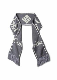 Columbia Men's Lodge Scarf city grey