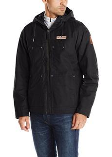 Columbia Men's Loma Vista Fleece-Lined Hooded Jacket Black