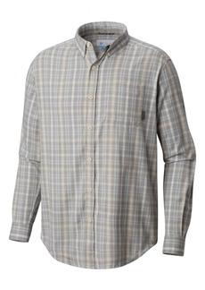 Columbia Men's Long-Sleeve Plaid Shirt