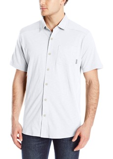 Columbia Men's Lookout Point Short Sleeve Knit Shirt