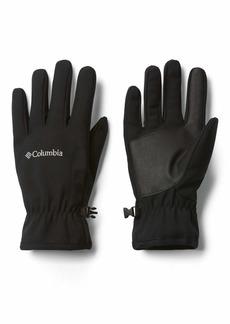 Columbia Men's M Ascender Softshell Glove black XL