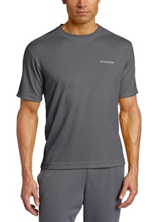 Columbia Men's Meeker Peak Short-Sleeve Crew T-Shirt  Large