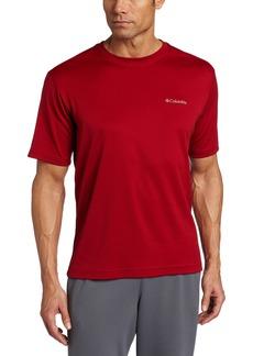 Columbia Men's Meeker Peak Short-Sleeve Crew T-Shirt  Small