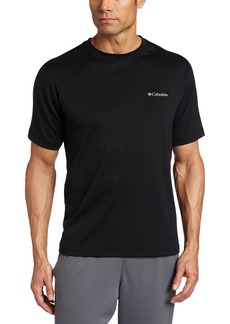 Columbia Men's Meeker Peak Short-Sleeve Crew T-Shirt  Small
