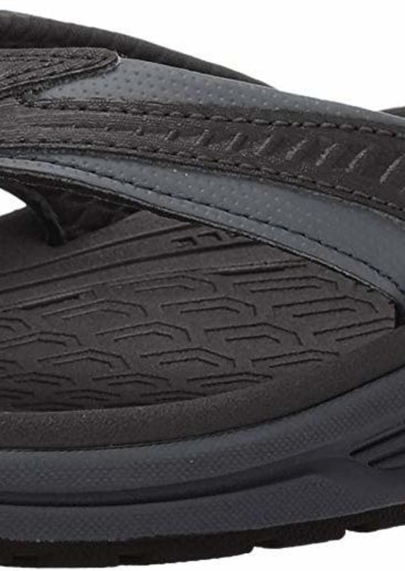 Columbia Men's Molokai III Sandal High-Traction Grip Shock Absorbent   D US