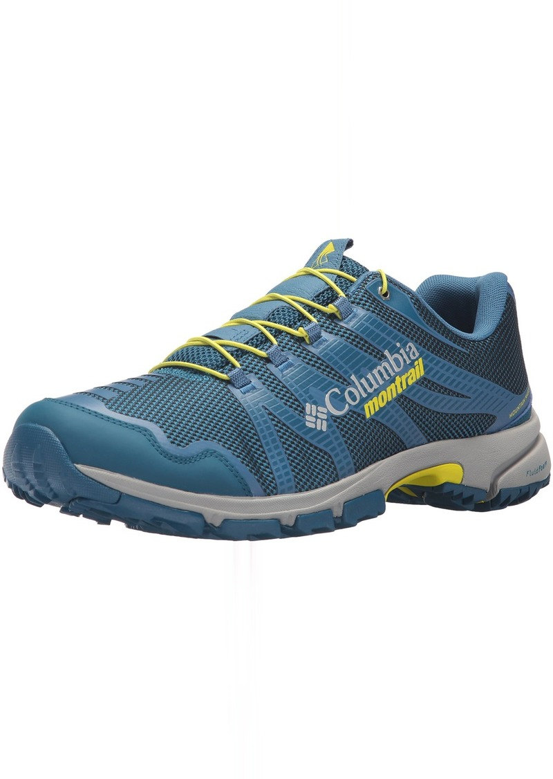 Columbia Men's Mountain Masochist IV Trail Running Shoe   D US