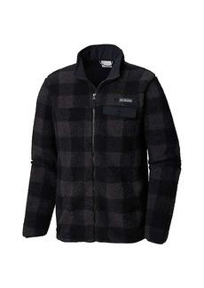 Columbia Men's Mountain Side Heavyweight Full Zip Fleece Jacket