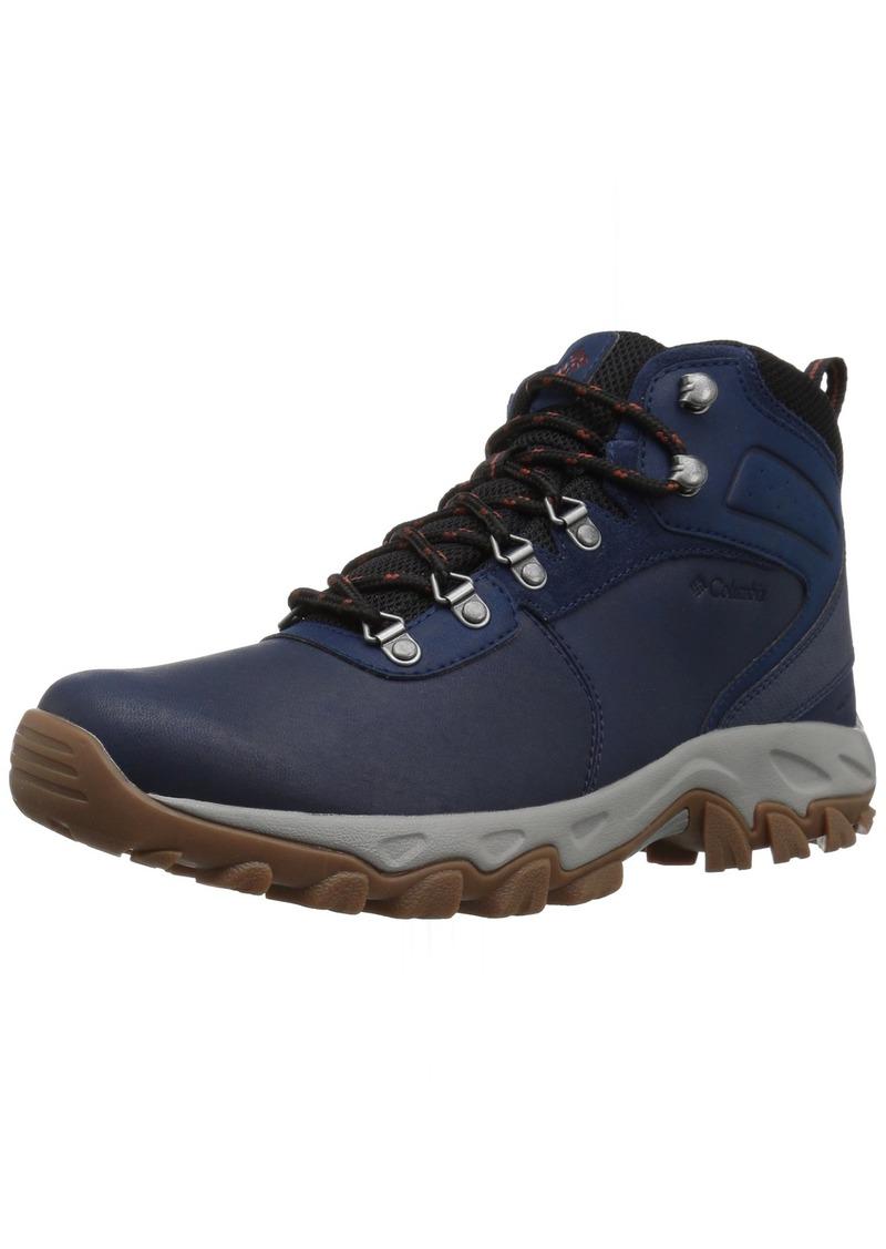 578e96999c9 Men's Newton Ridge Plus II Waterproof Ankle Boot 12 Regular US