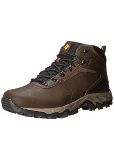 Columbia Men's NEWTON RIDGE PLUS II WATERPROOF Hiking Boot  14 Wide US