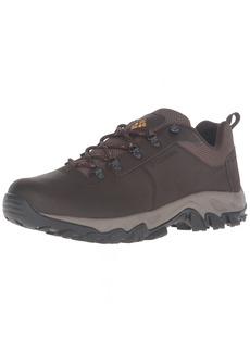 Columbia Men's Newton Ridge Plus Low Waterproof Hiking Shoe  7 D US