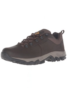 Columbia Men's Newton Ridge Plus Low Waterproof Hiking Shoe   D US