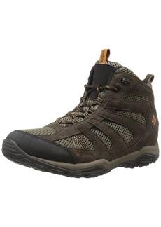 Columbia Men's North Plains Drifter MID Waterproof Hiking Boot   D US