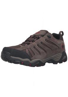 Columbia Men's North Plains II Waterproof Hiking Shoe   D US
