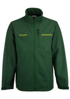 Columbia Men's Oregon Ducks Ascender Softshell Jacket
