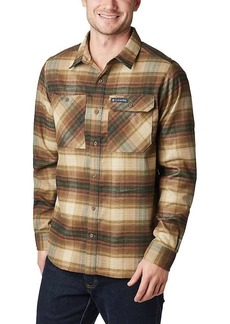 Columbia Men's Outdoor Elements Stretch Flannel