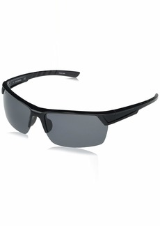 Columbia Men's Peak Racer Rectangular Sunglasses