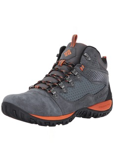 Columbia Men's Peakfreak Venture MID Suede Waterproof Hiking Boot  13 D US