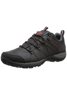 Columbia Men's Peakfreak Venture Waterproof Hiking Shoe Black Gypsy
