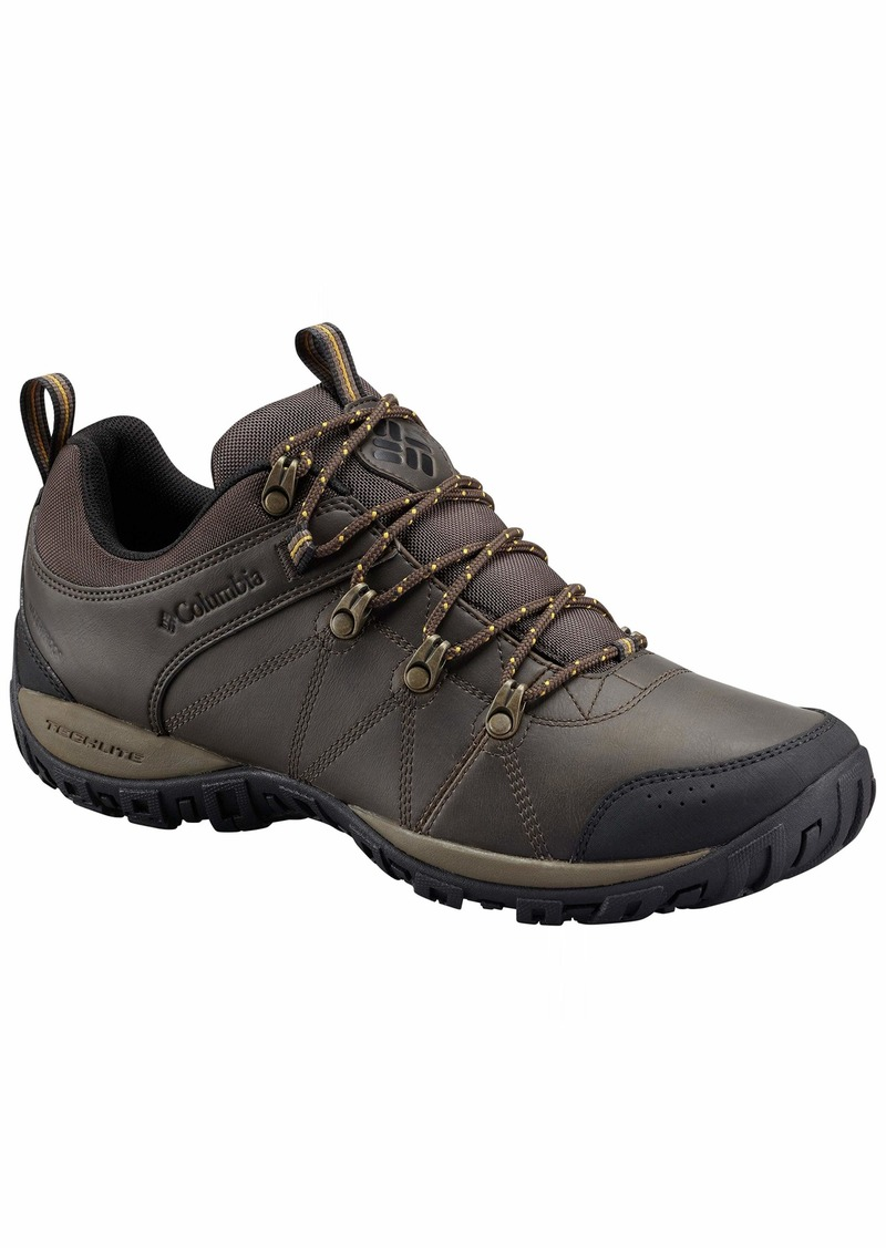 Columbia Men's Peakfreak Venture Waterproof Hiking Shoe