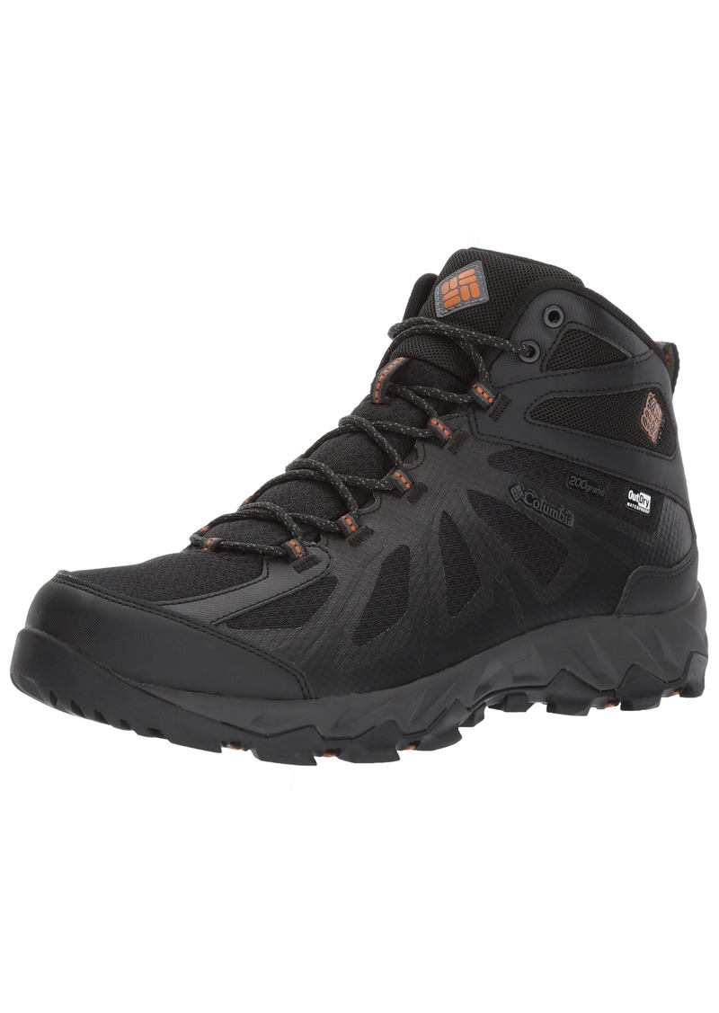 Columbia Men's Peakfreak XCRSN XCEL MID Outdry 200 XT Hiking Boot   D US