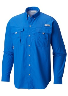 Columbia Men's Pfg Big Bahama Ii Long Sleeve Shirt
