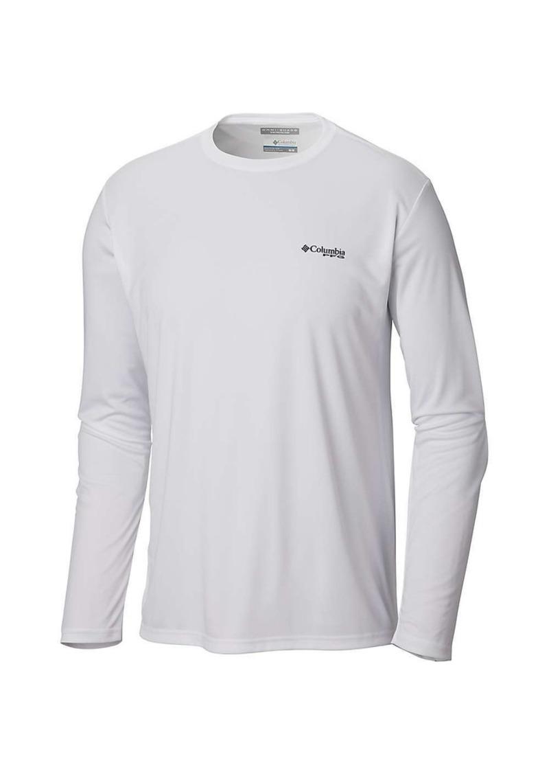 Columbia Men's PFG Fish Series II Terminal Tackle LS Shirt