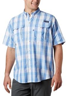Columbia Men's Pfg Super Bahama Short Sleeve Shirt