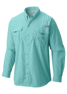 Columbia Men's Pfg Tall Bahama Ii Long Sleeve Shirt