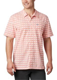 Columbia Men's Pfg Trollers Best Short Sleeve Shirt