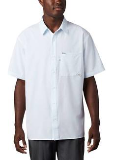 Columbia Men's PFG Zero Rules Woven SS Shirt