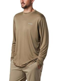 Columbia Men's PHG Terminal Shot Graphic Long Sleeve Shirt