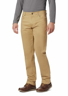 Columbia Men's Pilot Peak Big & Tall 5 Pocket Pant  52x32