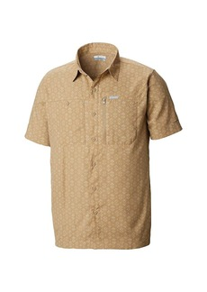 Columbia Men's Pilsner Peak II Printed SS Shirt