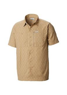 Columbia Men's Pilsner Peak II Printed SS Shirt