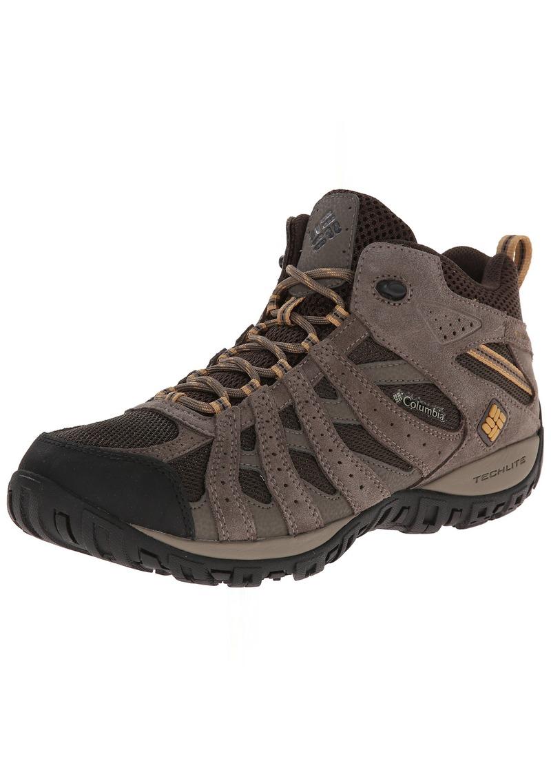 Columbia Men's Redmond MID Waterproof Wide Hiking Boot  11 2E US