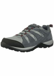 Columbia mens Redmond V2 Waterproof Hiking Shoe   US