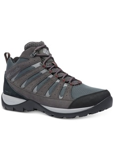 Columbia Men's Redmond V2 Waterproof Mid-Height Hiking Boots Men's Shoes